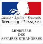 Logo ministère des affaires étrangères de france