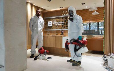 Nous vous sensibilisons de respecter les recommandations et guide de bonnes pratiques afin de limiter le risque de contamination.