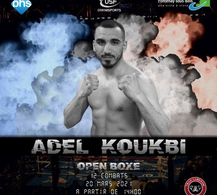 PHS –  Le combat de boxe d'Adel