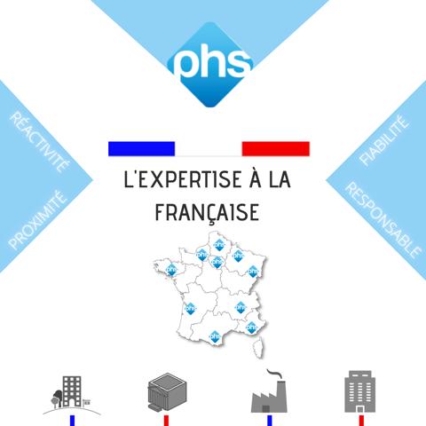 PHS – L'expertise à la française