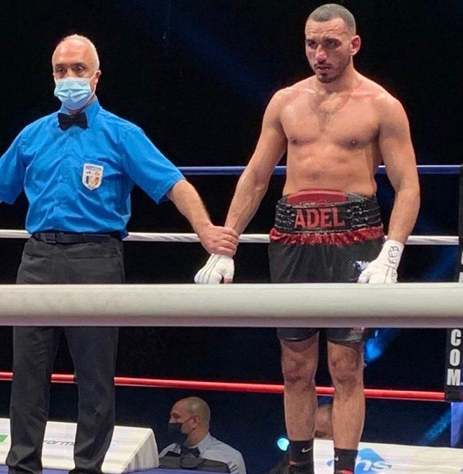 PHS – Retour en image sur le combat de boxe d'Adel