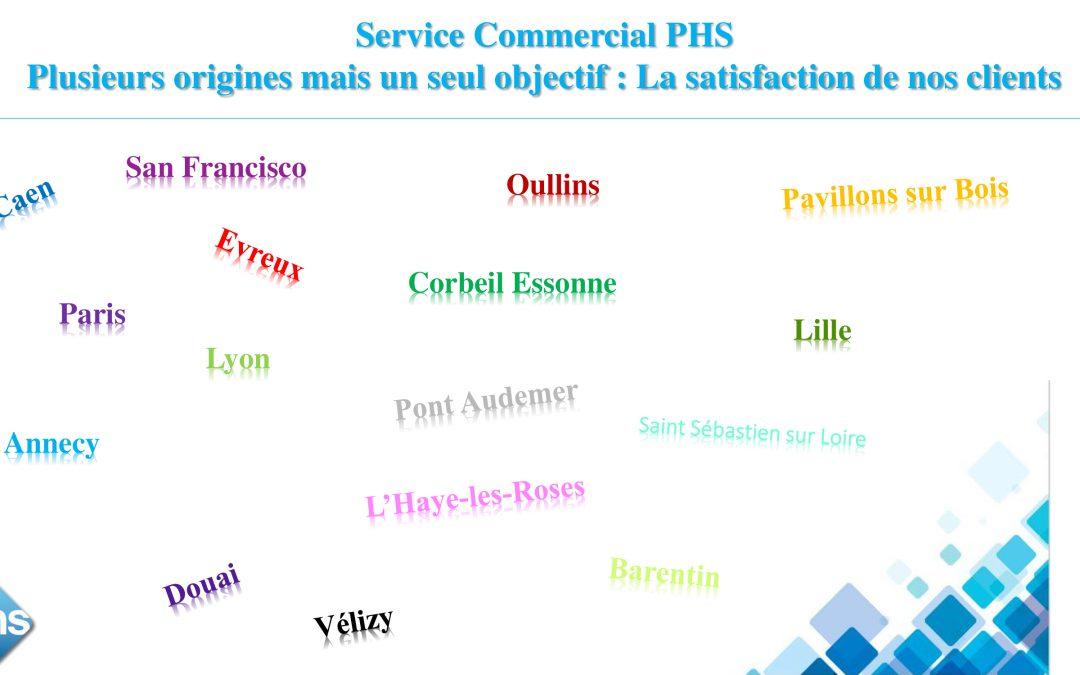 PHS – La satisfaction de nos clients avant tout