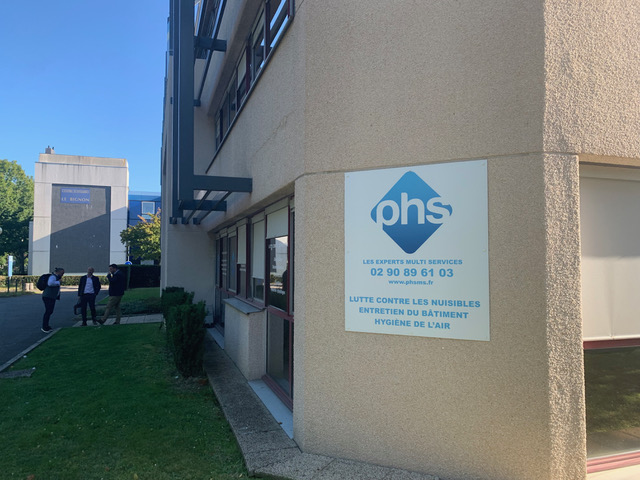 PHS – Nouvelle implantation d'une agence en Bretagne
